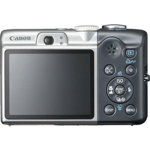 Фото Canon PowerShot A1000 IS grey