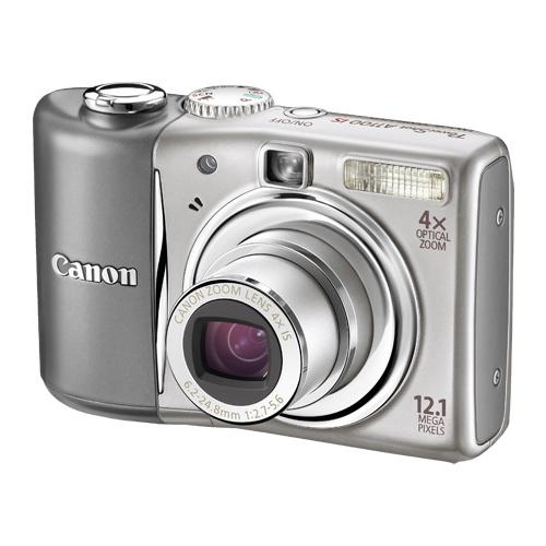 Фотография Canon PowerShot A1100 IS silver