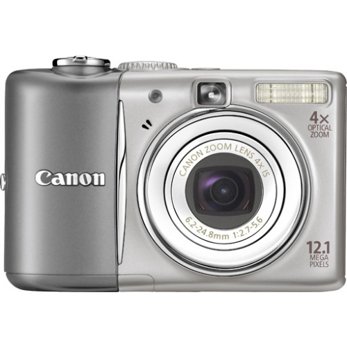 Фото Canon PowerShot A1100 IS silver