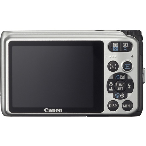 Фото Canon PowerShot A3000 IS silver