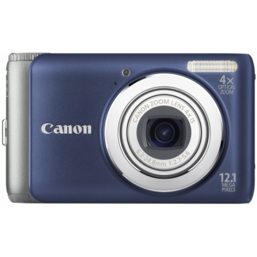Фото Canon PowerShot A3100 IS blue