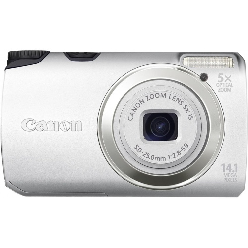 Фото Canon PowerShot A3200 IS silver