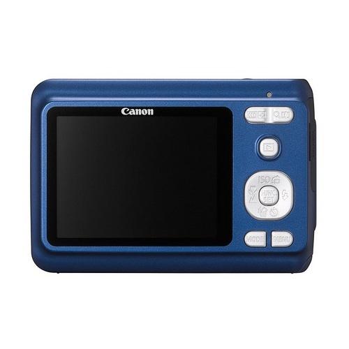 Фото Canon PowerShot A480 blue