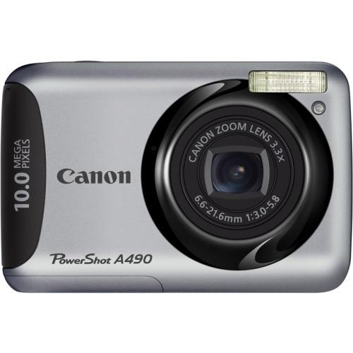Фотография Canon PowerShot A490