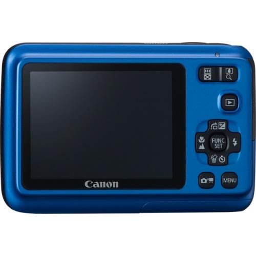 Фото Canon PowerShot A495 blue
