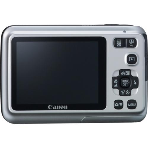 Фото Canon PowerShot A495 silver