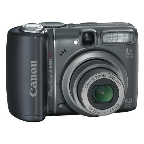 Фотография Canon PowerShot A590 IS