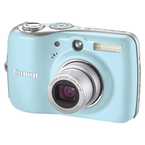 Canon PowerShot E1 blue
