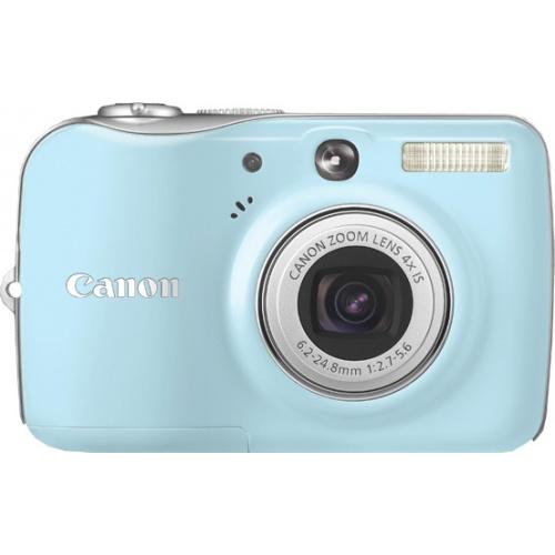 Фото Canon PowerShot E1 blue
