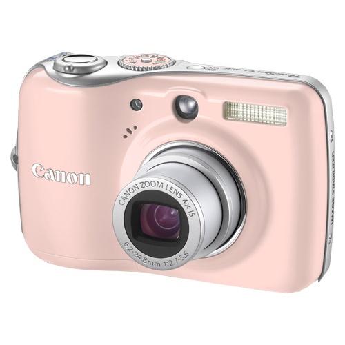 Canon PowerShot E1 pink