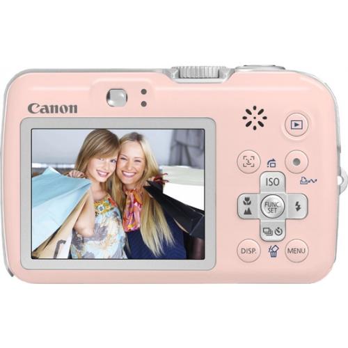 Фото Canon PowerShot E1 pink
