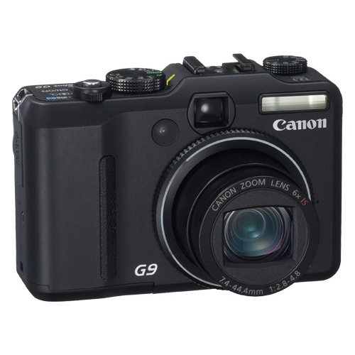 Canon PowerShot G9 IS