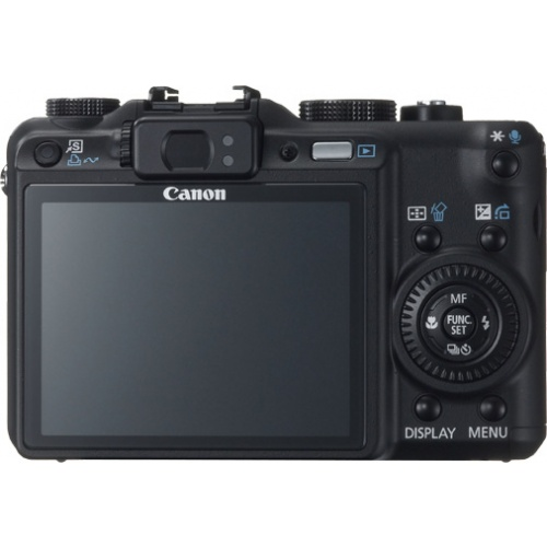 Фото Canon PowerShot G9 IS
