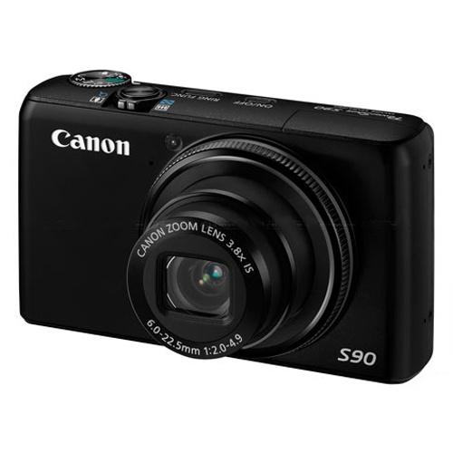 Фотография Canon PowerShot S90