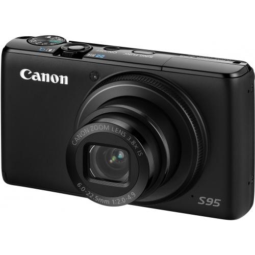 Фотография Canon PowerShot S95 black