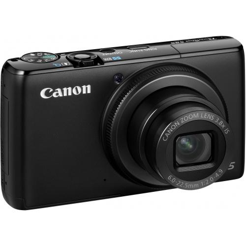 Фото Canon PowerShot S95 black