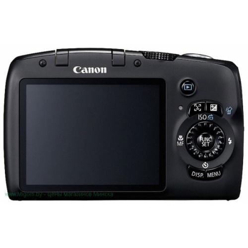 Фото Canon PowerShot SX120 IS black