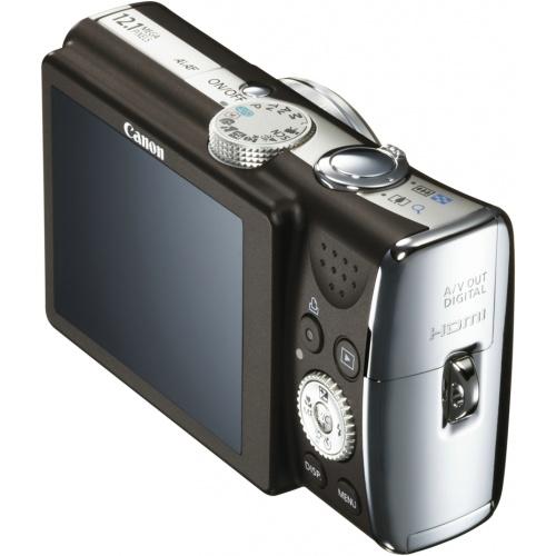 Фото Canon PowerShot SX200 IS black