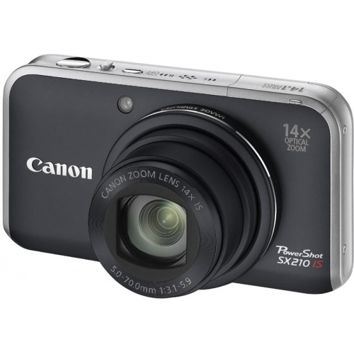 Canon PowerShot SX210 IS black