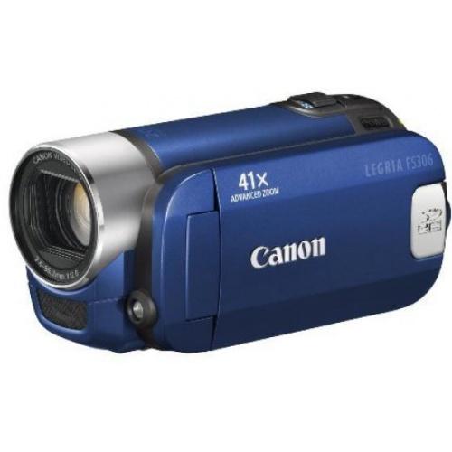 Canon Legria FS306 blue