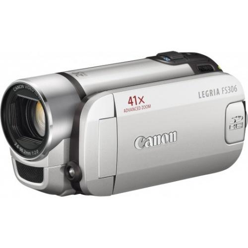 Canon Legria FS306 silver