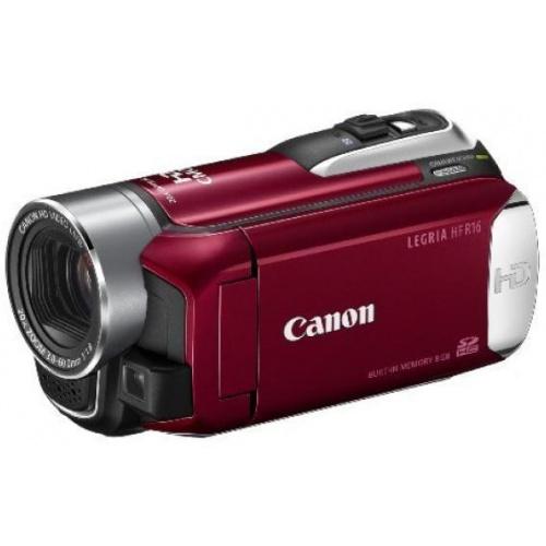 Canon Legria HF R16 red