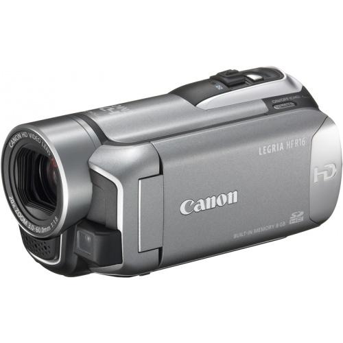 Canon Legria HF R16 silver
