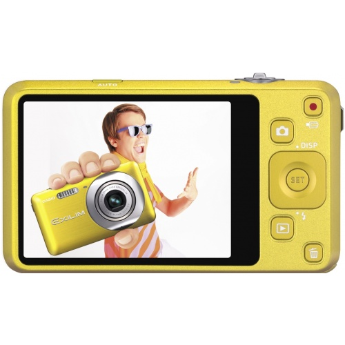 Фото Casio Exilim EX-Z800 yellow