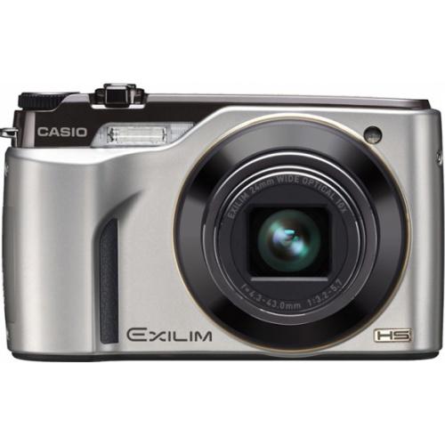 Фото Casio Exilim EX-FH100 Silver