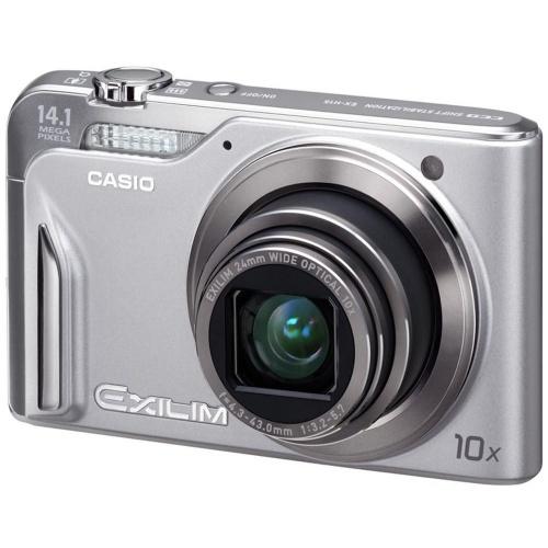 Casio Exilim EX-H15 Silver