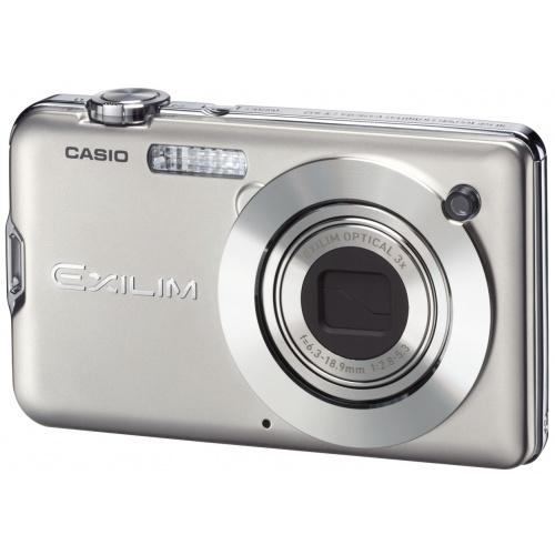 Фотография Casio Exilim EX-S12 Silver