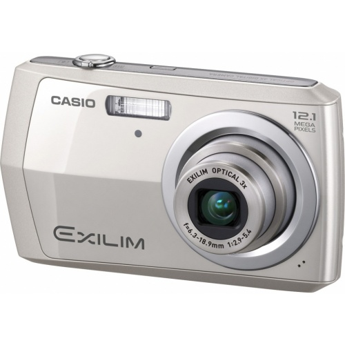 Фотография Casio Exilim EX-Z16 Silver