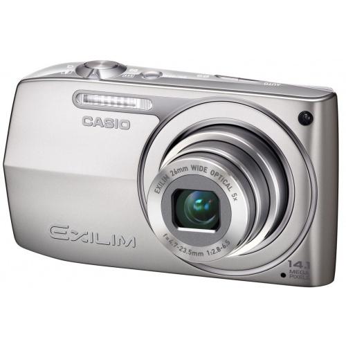 Фотография Casio Exilim EX-Z2000 Silver