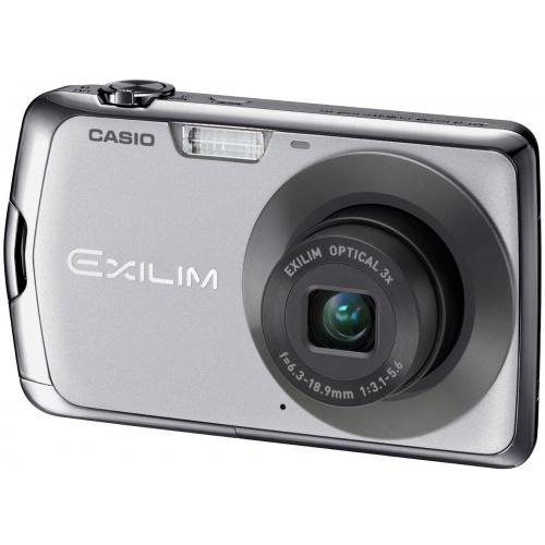 Casio Exilim EX-Z330 Silver