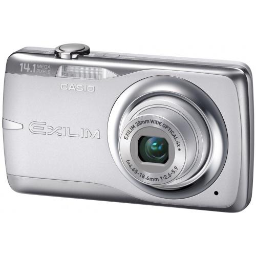 Фотография Casio Exilim EX-Z550 Silver