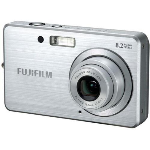Фотография Fujifilm FinePix J10 silver