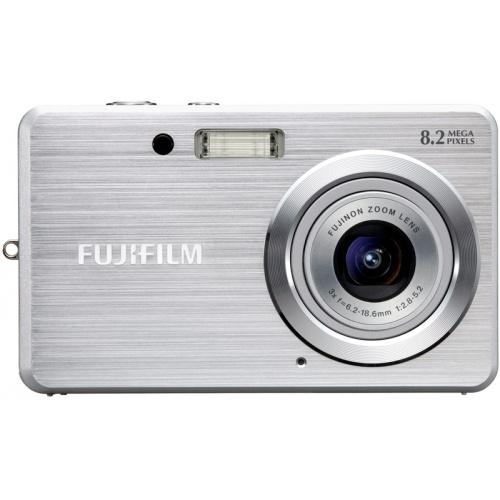 Фото Fujifilm FinePix J10 silver