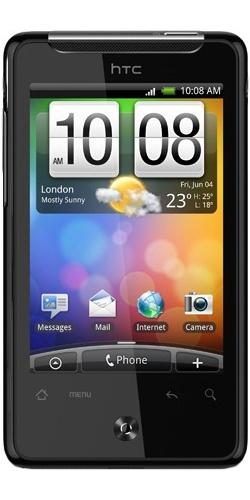 HTC A6380 Gratia black