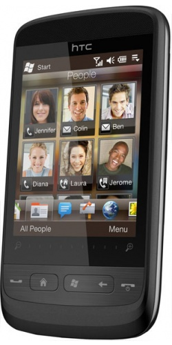 Фото телефона HTC T3333 Touch 2
