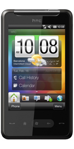 HTC T5555 HD mini