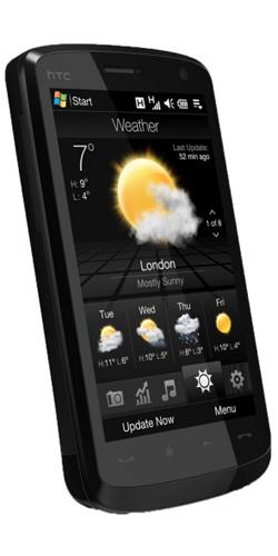 Фото телефона НТС T8282 Touch HD СП