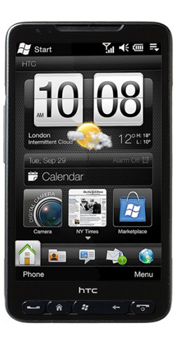 Фото телефона HTC T8585 Touch HD2