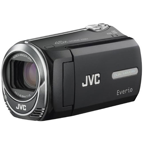 JVC GZ-MS215 black