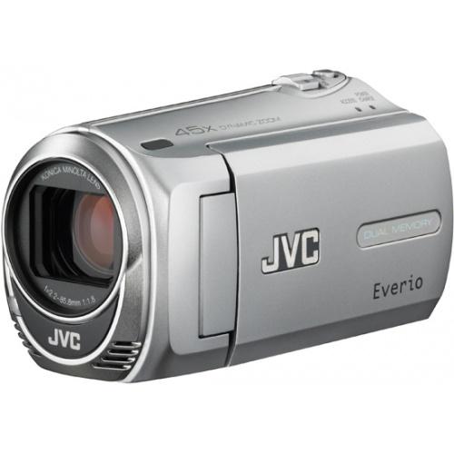 JVC GZ-MS215 silver
