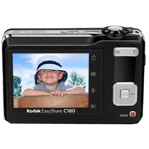 Фото Kodak EasyShare C180 black