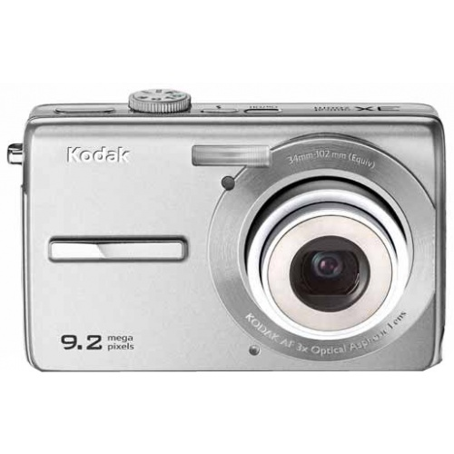 Фото Kodak EasyShare M320 silver + SD 2 GB