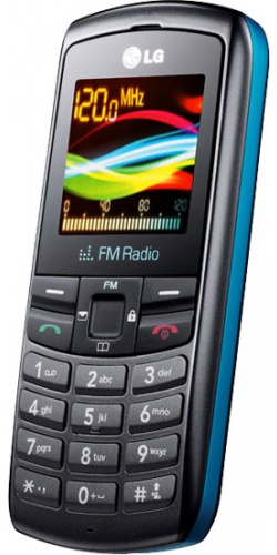LG GB106 black