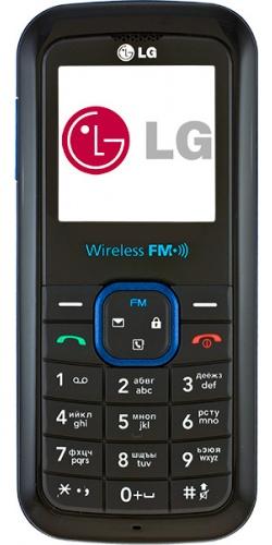 LG GB109 black
