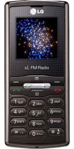 LG GB110 brown