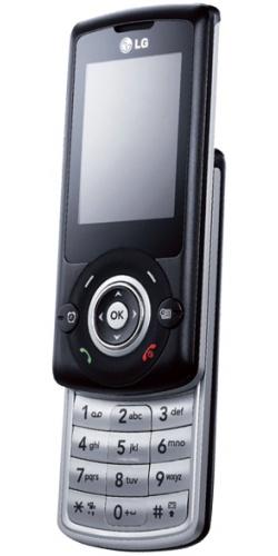 Фото телефона LG GB130 black